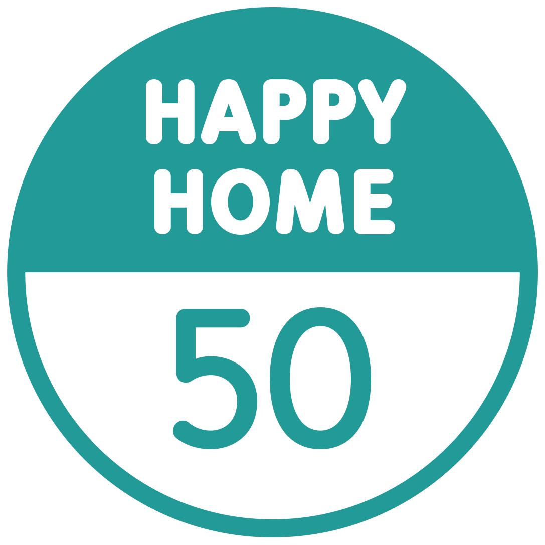 Happy Home 50