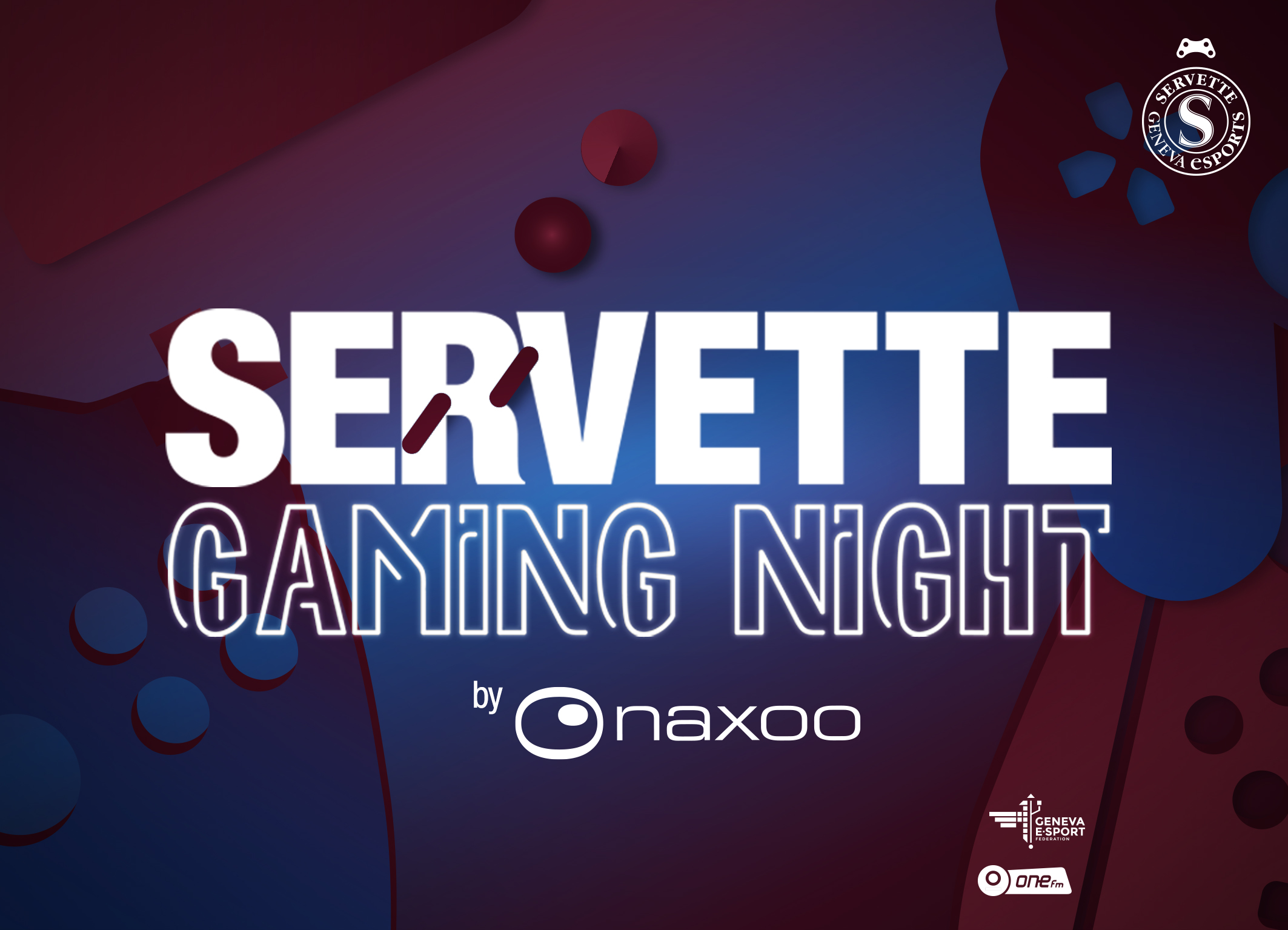 Servette Gaming Night by naxoo