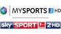 MySports 2 HD / Sky Bundesliga 2 HD