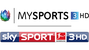 MySports 3 HD / Sky Bundesliga 3 HD