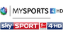 MySports 4 HD / Sky Bundesliga 4 HD