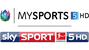 MySports 5 HD / Sky Bundesliga 5 HD