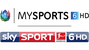 MySports 6 HD / Sky Bundesliga 6 HD
