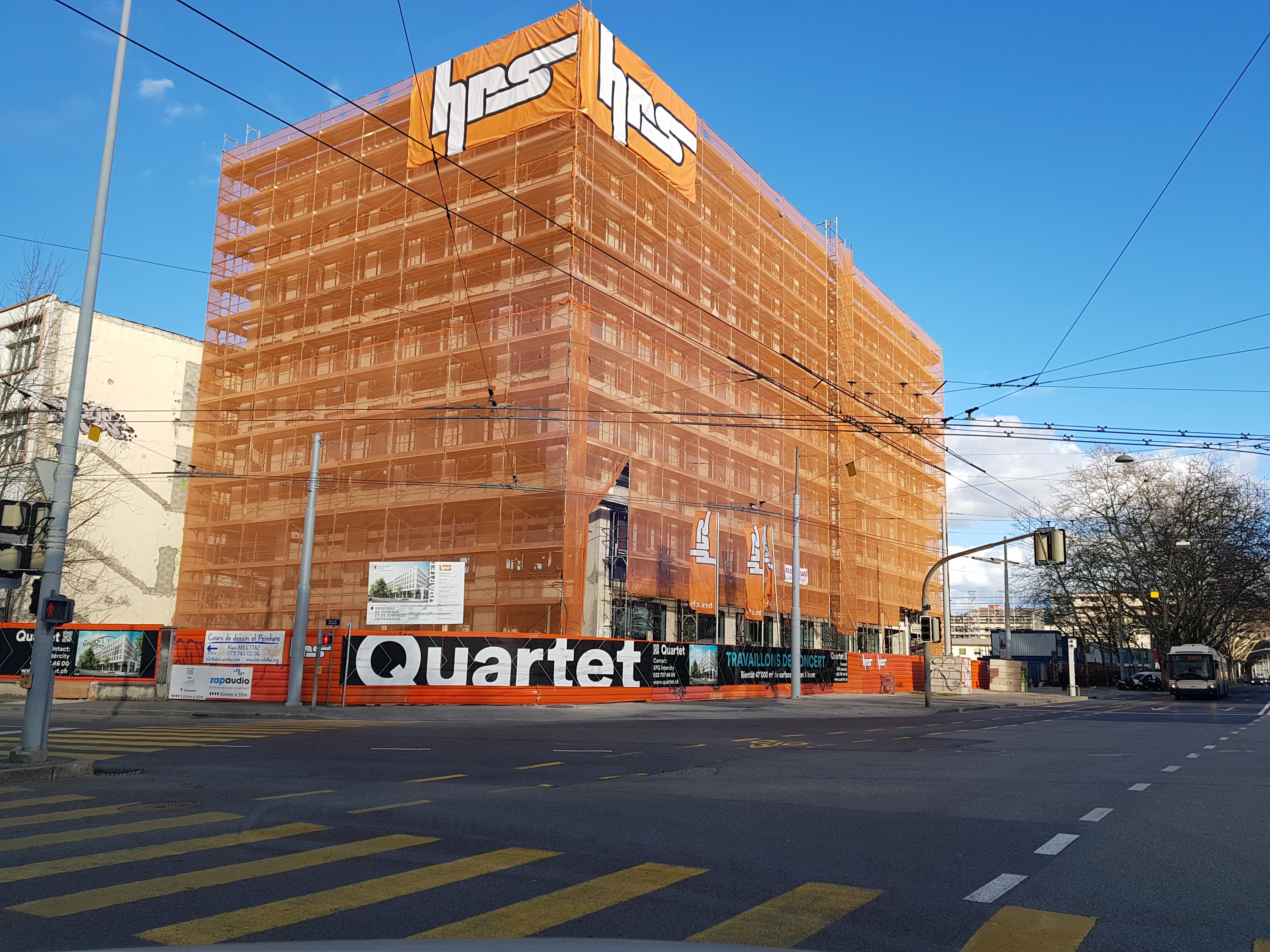 12 nouveaux immeubles soit 382 logements raccordés au réseau naxoo
