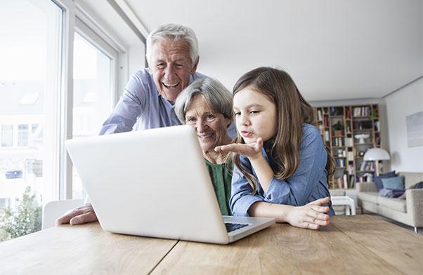 numérique et seniors