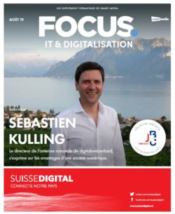 focus IT et digitalisation aout 2019