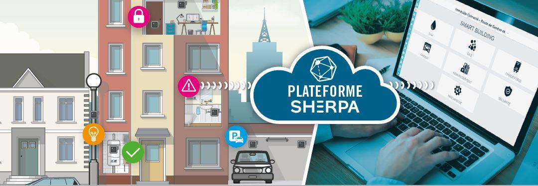 Sherpa, votre partenaire en Solutions Smart Building