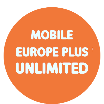 Europe plus unlimited